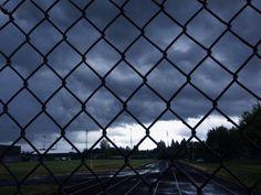Imagem de grunge, dark, and sky
