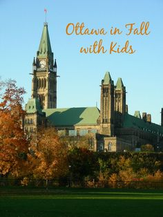 Love these fun things to do in Ottawa in fall with kids!