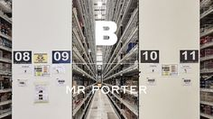 Magazine B 51st Issue: MR PORTER