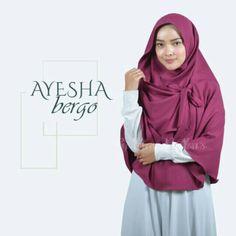 Saya menjual AYESHA BERGO Ivashijab seharga Rp107.000. Dapatkan produk ini hanya di Shopee! https://shopee.co.id/ashiqa_hijab/270448005 #ShopeeID