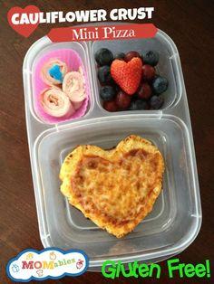 Gluten and Grain Free Pizza Dough MOMables #recipe