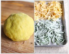 Homemade pasta recipes and strategies for a KitchenAid pasta roller attachment / The Italian Dish - Posts - Making Fresh Pasta
