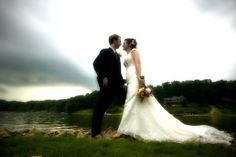 My uncle took this picture. It's our framed one! #Wedding, #sunflowers, #Wedding ideas,