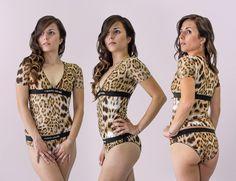 Stile animalier by Roberto Cavalli Underwear www.shelcos.com
