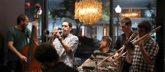 A new generation of jazz: Son of musician helps carry on once-thriving jazz scene in Lawrence