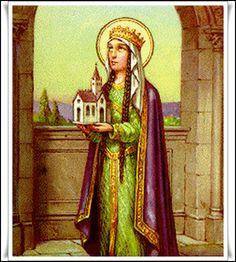 Las Revelaciones del Tarot: Santa Clotilde -