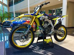 %TITTLE% -   Brea, Calif, (August 2, 2017) – Suzuki Motor of America, Inc. (SMAI) today announced the formation of the Autotrader/Yoshimura/Suzuki Factory Racing Team. The newly formed team will compete in the Monster Energy AMA Supercross and Lucas Oil AMA Pro Motocross Championship Series in both the 450... - http://acculength.com/motocross/suzuki-announces-18-plans-with-autotraderyoshimurasuzuki-factory-racing-motocross-press-releases/amp-on/amp.html