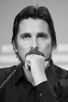 Christian Bale at Berlinale
