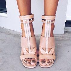 natural sandals #ninewest
