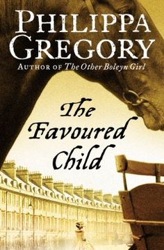 The Favoured Child, Philippa Gregory. I have really enjoyed this book now on to Meridon the third book in the trilogy.