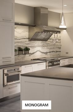 The best place to start designing your new kitchen is in one of ours. Our Elite Kitchen Specialists will guide you through an impeccable showroom experience where you'll discover the craftsmanship and sophistication of Monogram appliances.