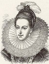 Maria Elizabeth of Sweden (1596 - 1618). Daughter of Charles IX and Christina of Holstein-Gottorp. She married her cousin, Prince John of Sweden, Duke of Ostrogothia.