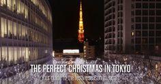 Christmas dinner in Tokyo