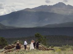 Weddings & Other Ceremonies - Rocky Mountain National Park (U.S. National Park Service)
