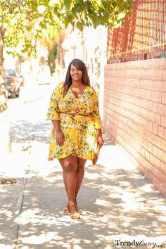 Plus Size Fashion for Women - Trendy Curvy Plus Size Fashion Blog, Plus Size Fashion For Women, Plus Size Womens Clothing, Size Clothing, Trendy Clothing, Curvy Fashion Summer, Curvy Women Fashion, Womens Fashion, Trendy Fashion