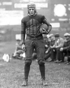 Red Grange - The Galloping Ghost...what a football player.