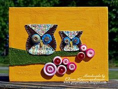 owls.  @Stacy Molter thought you might like.