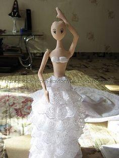 Самый полный мастер-класс корейской интерьерной куклы: Дневник группы «Куклы,игрушки и все для них»: Группы - женская социальная сеть myJulia.ru