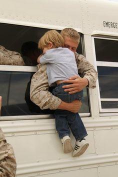 Military Children serve too!