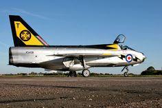 XS458/T Lightning T5 T5 Projects, Cranfield   par Stuart Freer - Touchdown Aviation