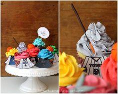 Murasakibara Atshushi Cupcake