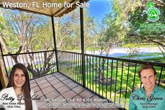 FOR SALE ~ Awesome 2 bed, 2 bath corner home in the heart of Weston features gorgeous floors, open living area with a bar, great for entertaining! Great location close to highways; amazing Weston schools.