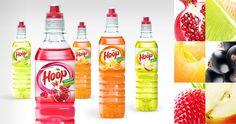 The Best Packaging | Ноор— сокосодержащие напитки в новом дизайне от Clёver