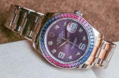 Đồng hồ mới phiên bản Rolex Datejust Pearlmaster 39