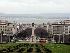 King Edward VII´s Park - Lisbon
