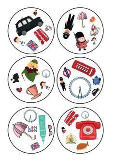 Dobble London Efl Teaching, Teaching Activities, Teaching English, Activities For Kids, English Games For Kids, English Activities, Vocabulary Activities, English Day, London Activities