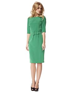 LaDress by Simone  emerald green