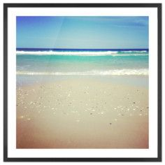 Blue Summer Skies Framed, $95 - $143, now featured on Fab.