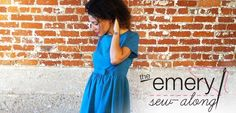Emery Dress Sew-Along: How To Do A Narrow Shoulder Adjustment - City Stitching with Christine Haynes
