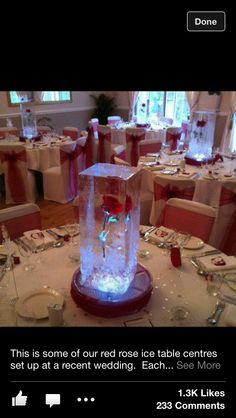 Fab wedding centre piece xx