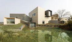 Xixi Wetland Art Village / Wang Weijen Architecture