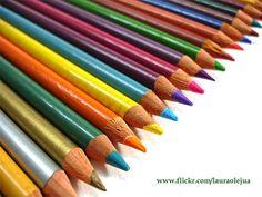 Pretty pencils!