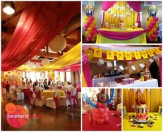Carnival Theme Party for Adults | Girly circus/carnival theme