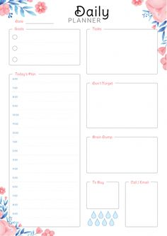 The Ultimate List of Free Planner Printables – Organized Chaos The ultimate list of free planner printouts – Organized Chaos Tags: ist template printables,list template… Weekly Hourly Planner, To Do Planner, Daily Planner Pages, Printable Planner Pages, Goals Planner, Daily Planners, Daily Schedule Printable, Weekly Planner Template, College Planner