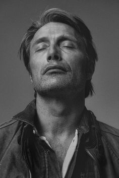 Mads Mikkelsen, photographed by Carlos Serrao (2014) oh my!