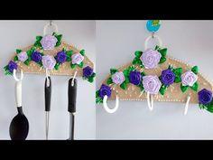 ORGANIZADOR MULTIUSOS con reciclaje - YouTube Tapas, Projects To Try, Make It Yourself, Video Clip, Tube, Crafts, Bag, Videos, Bathroom Crafts