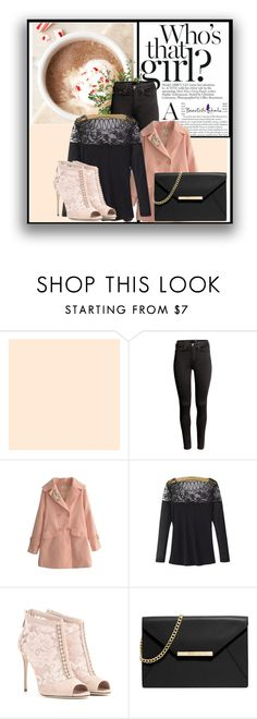 """""""Beautifulhalo 31"""" by selmaaaa-1 ❤ liked on Polyvore featuring H&M, Dolce&Gabbana, MICHAEL Michael Kors, Diane James, bhalo and bhalo2"""