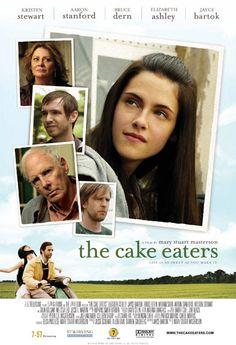 """Kristen Stewart portrays the character of Georgia in the movie """"The Cake Eaters""""........"""