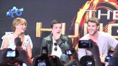 The Hunger Games - Cast Appearance 3/3/12 - Westfield Century City