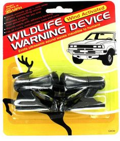 Wildlife Warning Device Case Pack 24