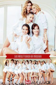 Les Miss France en mission Miss France 2014, Service, Mannequins, Cancer, Paris, People, Movies, Wedding, Films