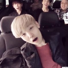 Zelo being adorable as always