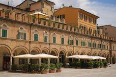 Beautiful Ascoli Piceno, Le Marche
