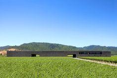 dominus estate vineyard in the napa valley, california by herzog & de meuron