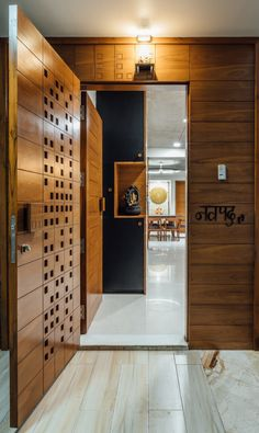 Main door design modern architecture 57 new Ideas House Main Door Design, Main Entrance Door Design, Wooden Main Door Design, Home Entrance Decor, Door Design Interior, Foyer Design, Entrance Doors, Interior Doors, Interior Paint