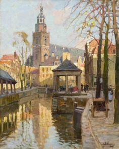 Peter Bernard (Ben) Viegers 1886-1947 - Gouda